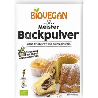 Meister Backpulver 3x17 g