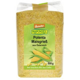 Bio Maisgrieß-Polenta