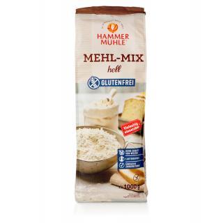 Mehl-Mix hell glutenfrei