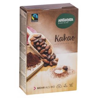 Kakao schwach entölt