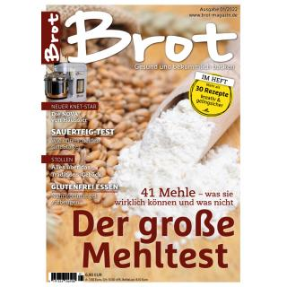 """Brot Magazin 05/2021 """"Volles Korn voraus"""""""