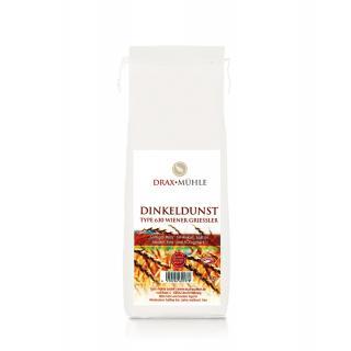 Dinkelmehl Dunst Wiener Griessler * 1 kg