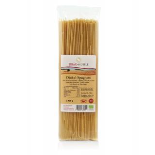 Bio Dinkel Spaghetti ohne Ei * 500 g