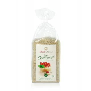 Bio Roggengrieß * 500 g