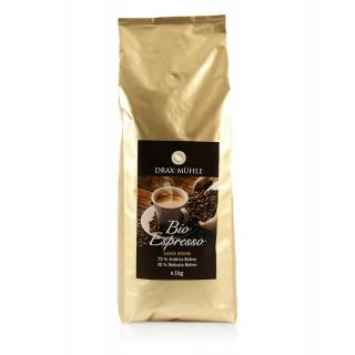 Bio Espresso ganze Bohne * 1 kg