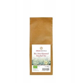 Bio Anis-Kümmel-Fenchel Tee 100 g
