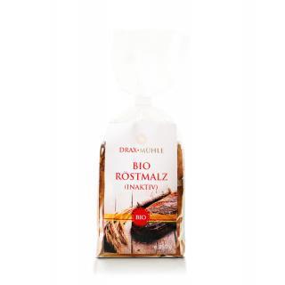 "Bio Röstmalz - Aromamalz dunkel ""inaktiv"" 250 g"