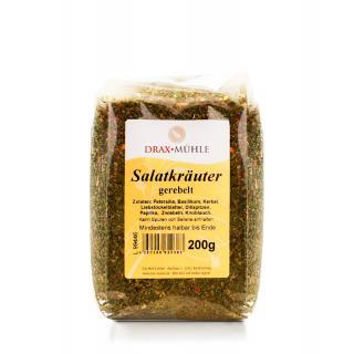 Salatkräuter gerebelt