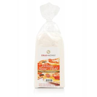 Bio Weizen Pizzamehl Backmischung