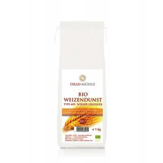 Bio Weizendunst Wiener Griessler Type 405 * 1kg