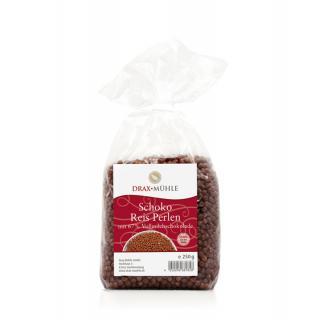 Schoko-Reis-Perlen