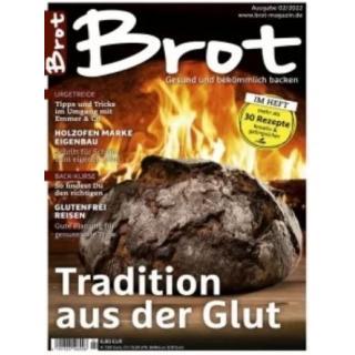 "Brot Magazin ""Hefe, Mehl & Co."" Ausgabe 06/2020"