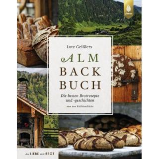 Almbackbuch - Lutz Geißler