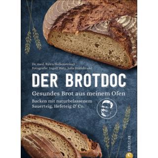 Der Brotdoc (Buch als Vorbesteller, erscheint am 22.01.2020)